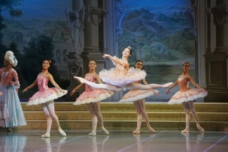 'Sleeping Beauty' - copyright Yacobson Ballet