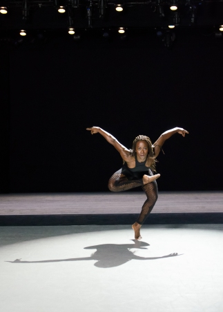 Ailey II's Yazzmeen Laidler. Photo by Kyle Froman